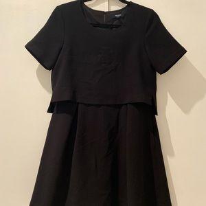 Black Madewell dress - size 2